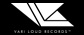 Vari Loud Records™ Logo